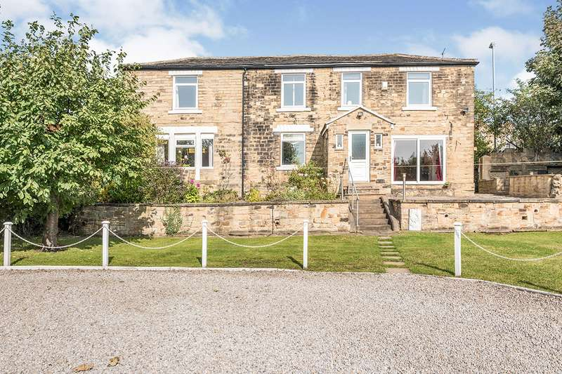5 Bedrooms Detached House for sale in Horbury Road, Ossett, West Yorkshire, WF5