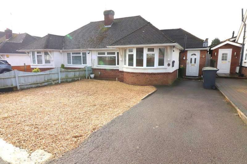 4 Bedrooms Semi Detached House for sale in Laburnum Grove, Luton, Bedfordshire, LU3 2DW