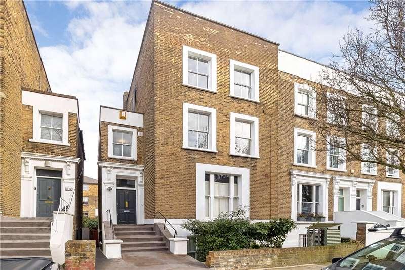 3 Bedrooms Maisonette Flat for sale in Oakley Road, London, N1