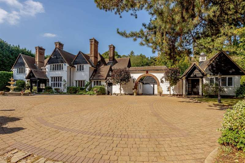 7 Bedrooms Detached House for sale in Ladywood Road, Sutton Coldfield