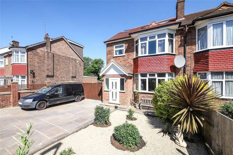 4 Bedrooms End Of Terrace House for sale in Eylewood Road, London