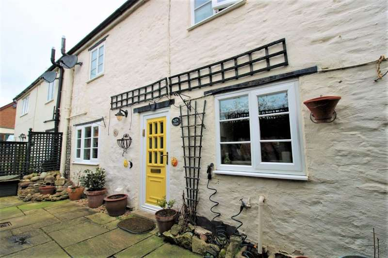 3 Bedrooms Terraced House for sale in SWAINS COURT OLNEY