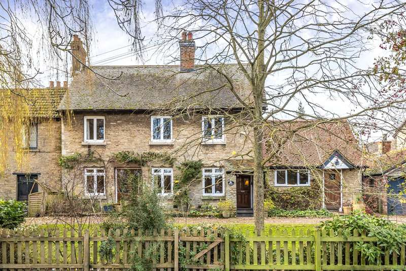 4 Bedrooms Link Detached House for sale in Mill Cottage, The Green, Harrold