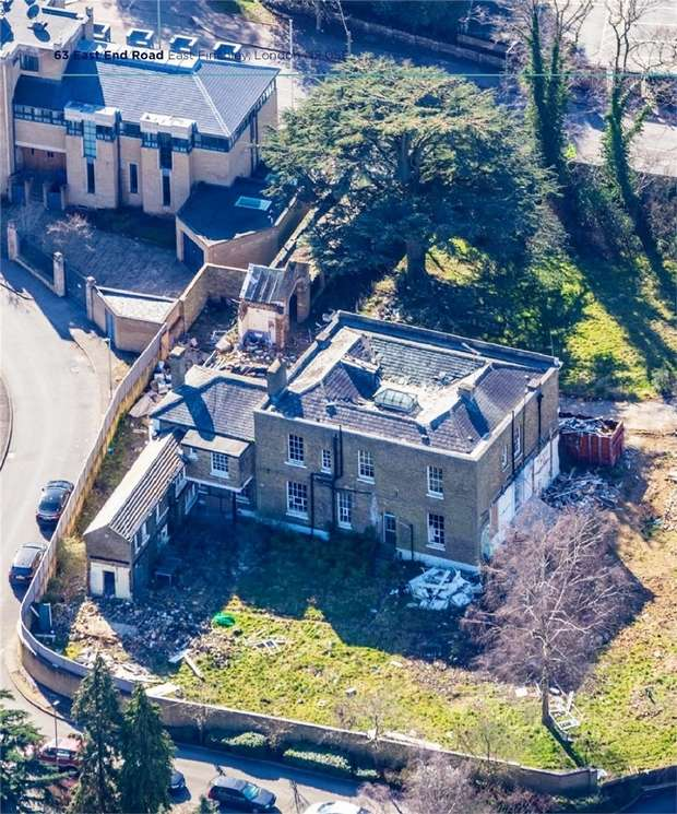 Land Commercial for sale in East End Road, East Finchley, N2