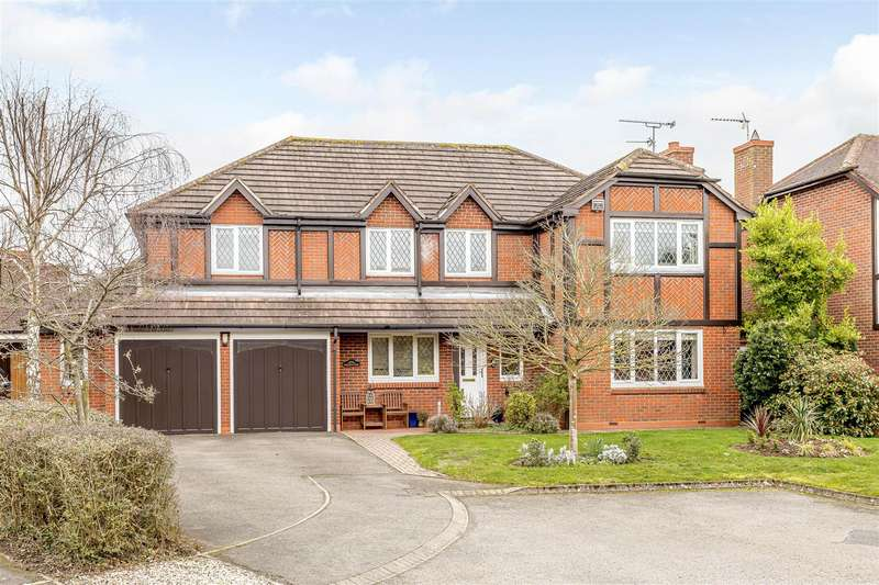 5 Bedrooms Detached House for sale in Hawkswood Drive, Balsall Common, Coventry, West Midlands