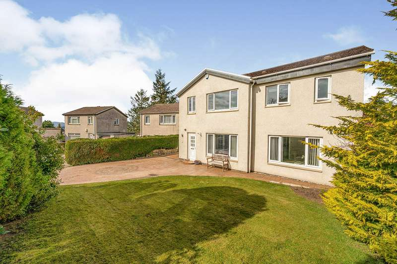 4 Bedrooms Detached House for sale in Ramsay Crescent, Mayfield, Dalkeith, Midlothian, EH22