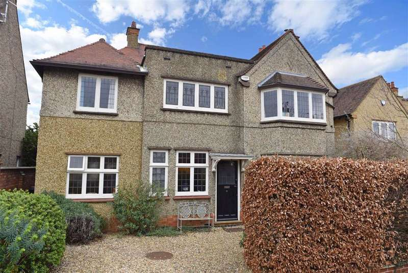 4 Bedrooms Detached House for sale in Abington