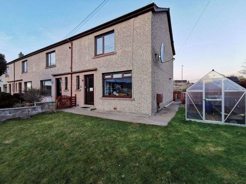 3 Bedrooms Property for sale in Westbrae Crescent, Turriff
