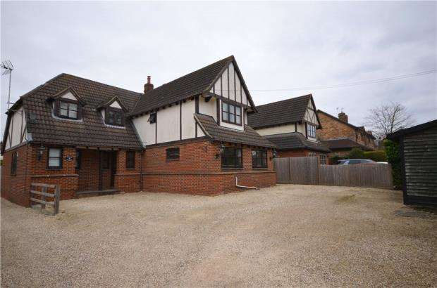 5 Bedrooms Detached House for sale in Foxley Lane, Binfield, Bracknell