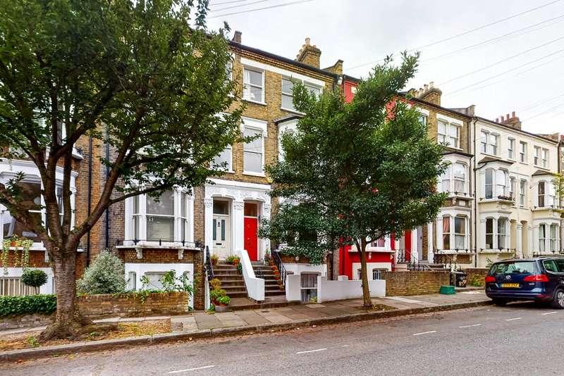 5 Bedrooms Terraced House for sale in Kelvin Road, Highbury, N5