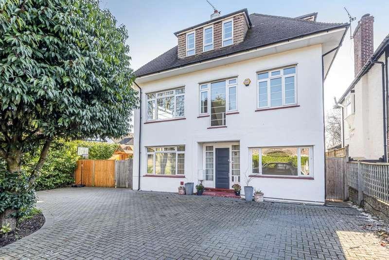 5 Bedrooms Detached House for sale in Parkwood Avenue, Esher, KT10