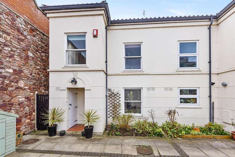 4 Bedrooms Mews House for sale in Rose Terrace, Gordon Road, Clifton, Bristol, BS8