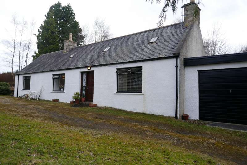1 Bedroom Cottage House for sale in Tomnavoulin **CLOSING DATE WEDNESDAY 14th April @ 12pm**, AB37 9JL