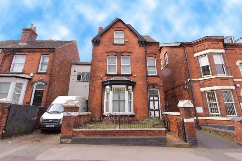 7 Bedrooms Property for sale in Bradford Street, Walsall