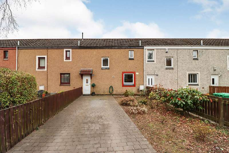 2 Bedrooms House for sale in Eriskay Square, Glenrothes, Fife, KY7
