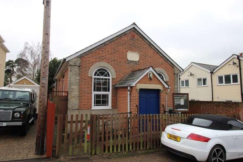House for sale in Mistley Methodist Church, Chapel Cut, Mistley, Manningtree, Essex