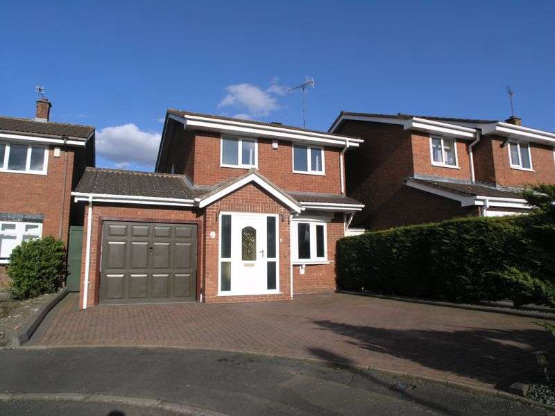 3 Bedrooms Property for sale in BRIERLEY HILL, AMBLECOTE, Broomehill Close
