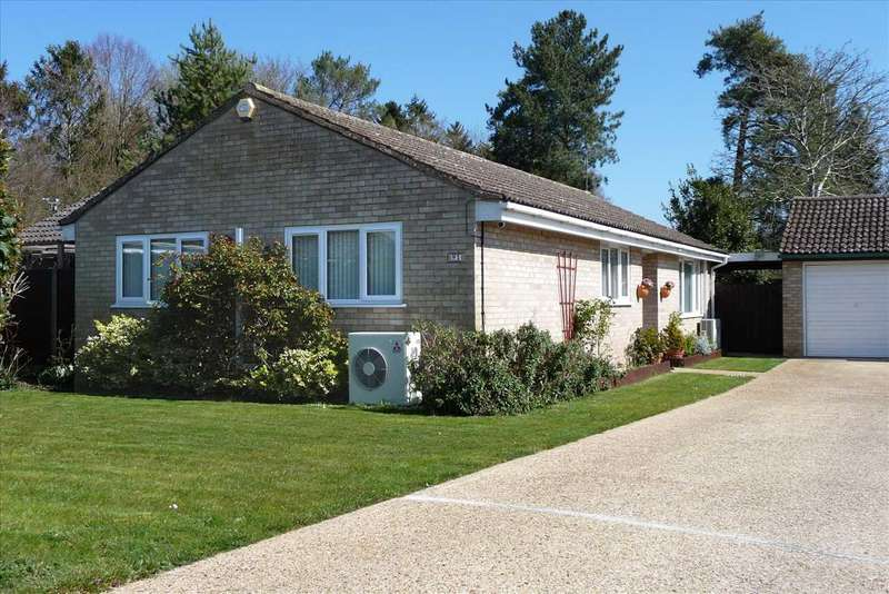 4 Bedrooms Bungalow for sale in Cromwell Close, Weeting