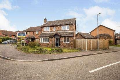 4 Bedrooms Detached House for sale in Attleborough, Norfolk