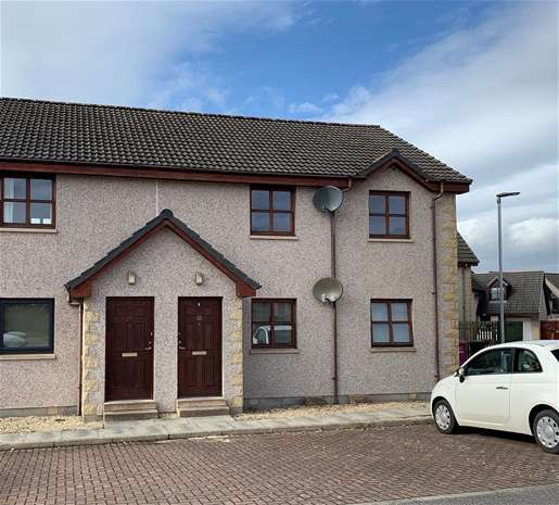 Property for sale in Balnageith Rise, Forres