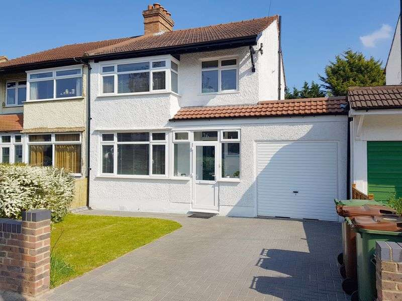 3 Bedrooms Property for sale in Oxford Road, Carshalton