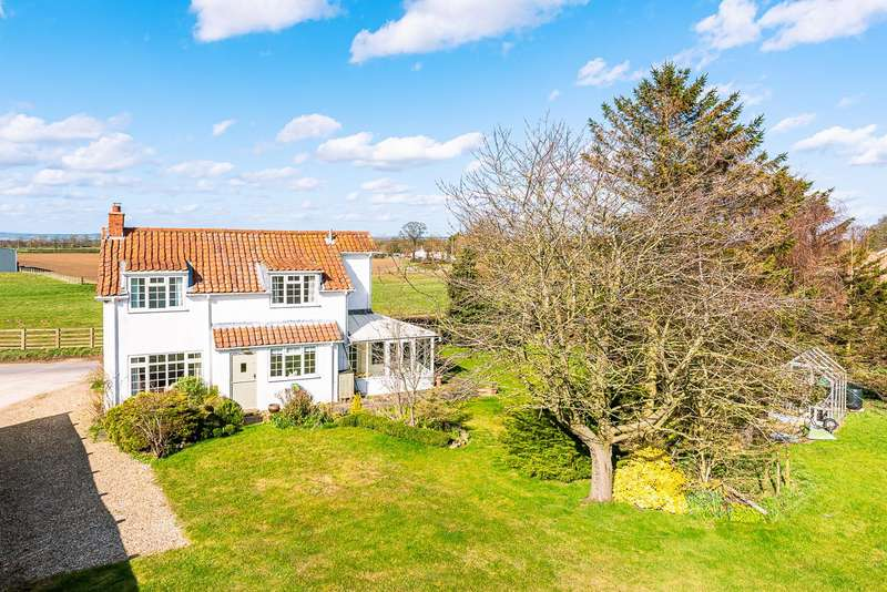 3 Bedrooms Detached House for sale in Bridge Farm House, Ryton, Malton, North Yorkshire, YO17 6SA