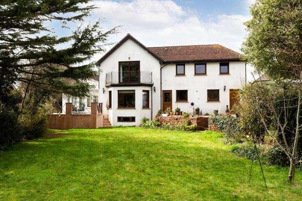 5 Bedrooms Detached House for sale in Shillingford St. George, Exeter, Devon