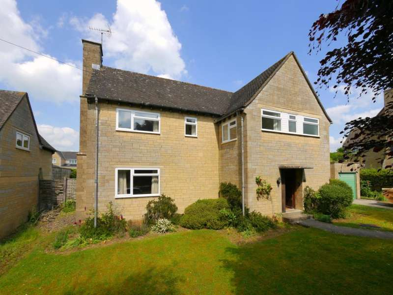 4 Bedrooms Detached House for sale in The Whiteway, Cirencester, Gloucestershire