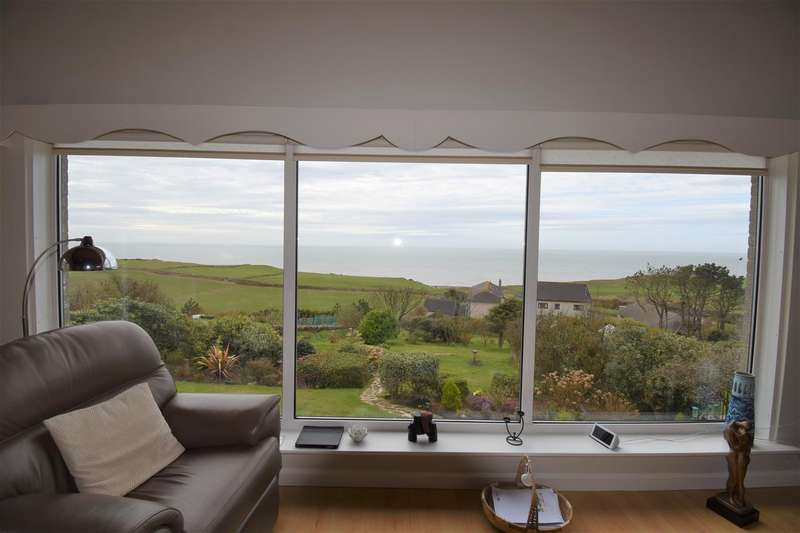 4 Bedrooms Detached Bungalow for sale in High Stile, St. Bees