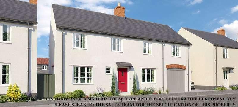 4 Bedrooms Detached House for sale in Woodlands Road, Mere, Warminster, Wiltshire, BA12