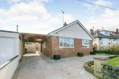 2 Bedrooms Bungalow for sale in Abbey Drive, Gronant, Prestatyn, Flintshire, LL19