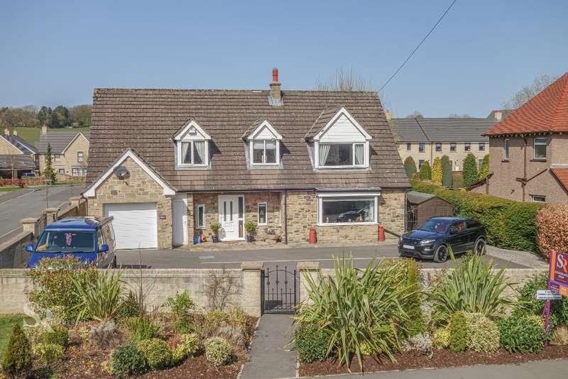 5 Bedrooms Detached House for sale in Manchester Road, Chapel-en-le-Frith, High Peak, Derbyshire, SK23 9TP