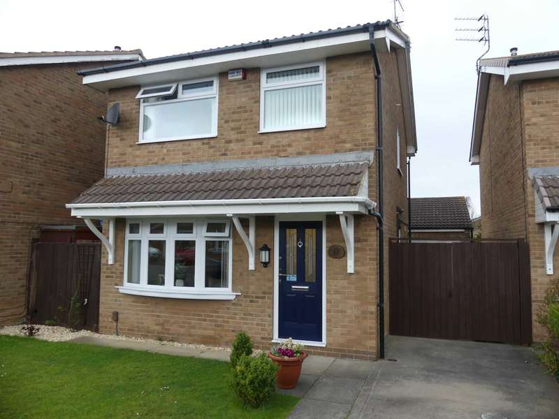 3 Bedrooms Detached House for sale in **REDUCED** Brackenberry Crescent, Redcar