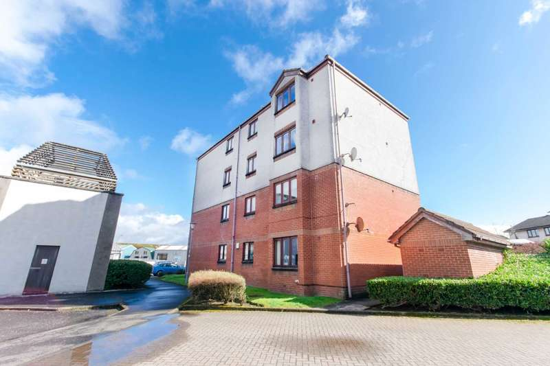 2 Bedrooms Flat for sale in Russell Street, Johnstone, PA5