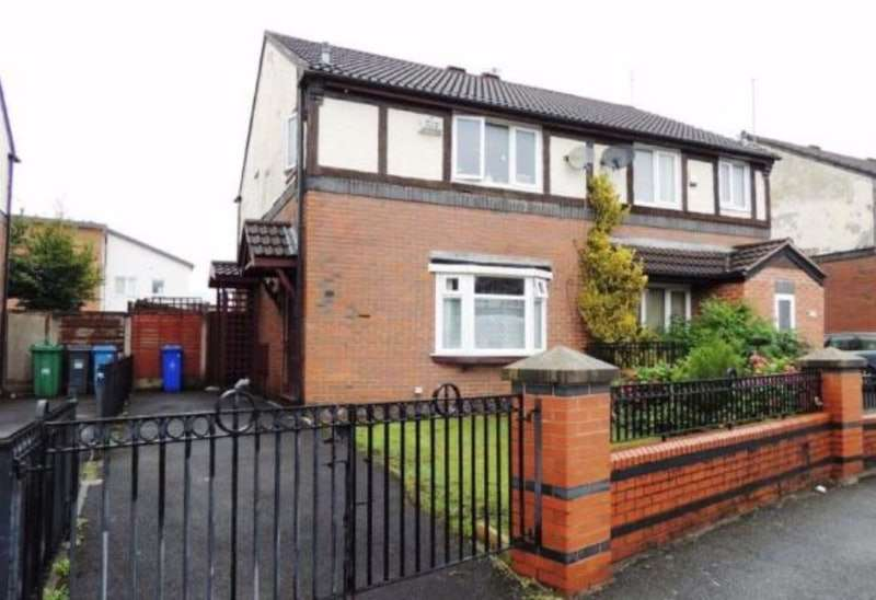 3 Bedrooms Semi Detached House for sale in Wynne Close, Manchester, Greater Manchester, M11