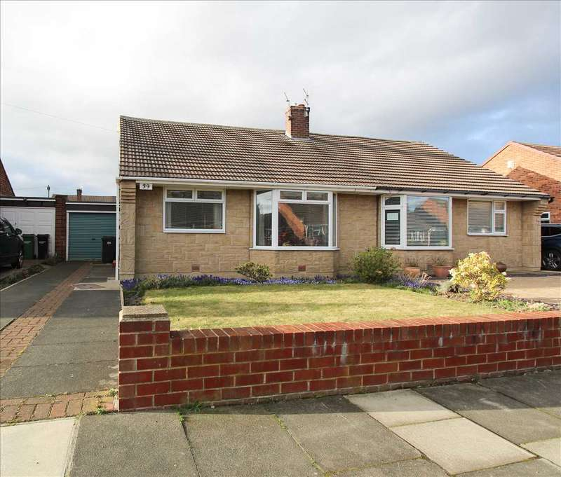 1 Bedroom Bungalow for sale in Simonside Avenue, Stakeford