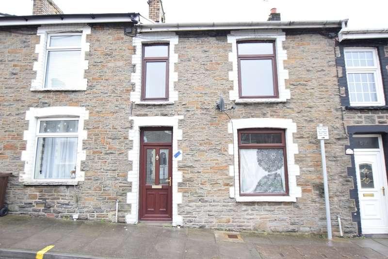 3 Bedrooms Terraced House for sale in School Street, Elliots Town, New Tredegar