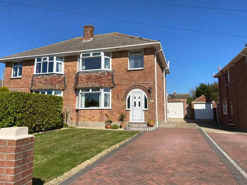 3 Bedrooms Semi Detached House for sale in St. Helens Road, Weymouth