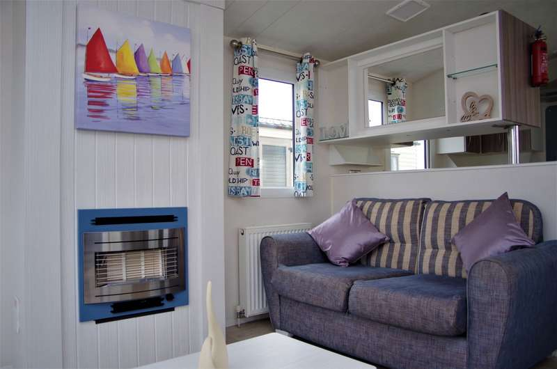 3 Bedrooms Caravan Mobile Home for sale in Woodlands Hall Holiday Park, Ruthin