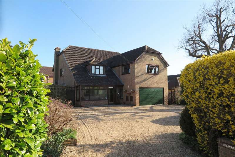 5 Bedrooms Detached House for sale in Winchester Road, Four Marks, Alton, GU34