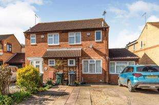 3 Bedrooms Semi Detached House for sale in Richardson Close, Worcester Park, Greenhithe, Kent