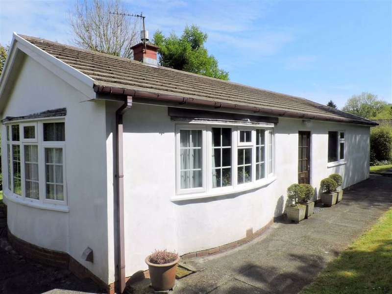 3 Bedrooms Detached Bungalow for sale in Lampeter Velfrey, Narberth, Pembrokeshire