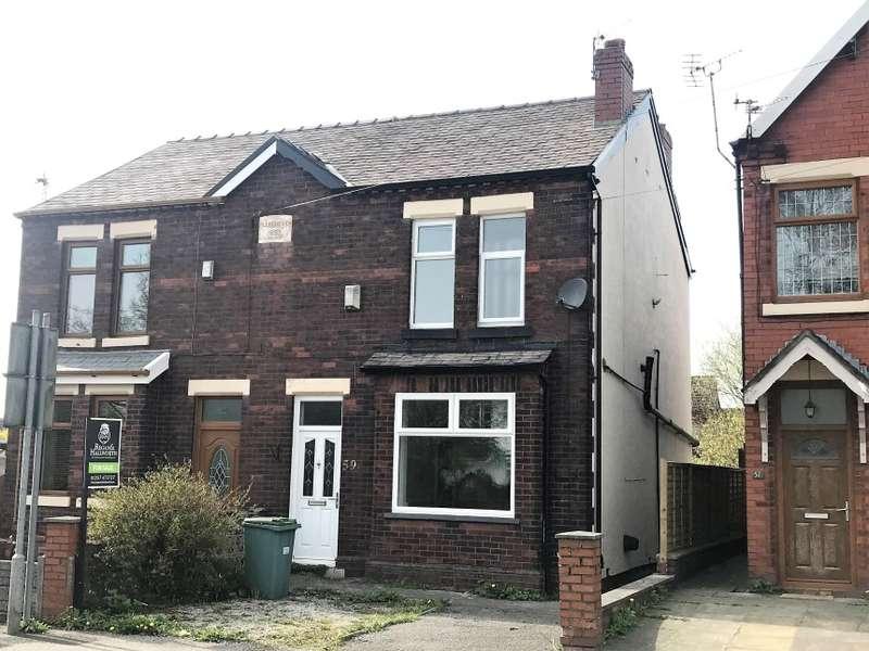 3 Bedrooms Semi Detached House for sale in 59 Gathurst Lane, Shevington, Wigan, Lancashire
