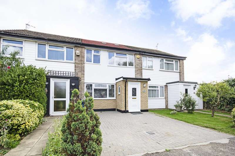 3 Bedrooms House for rent in Churchfield Close, Harrow, HA2