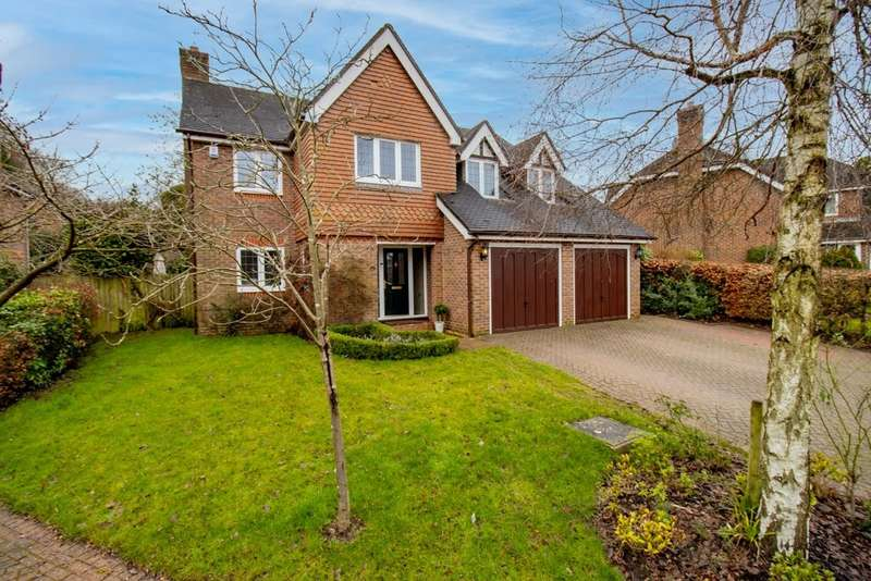 5 Bedrooms Detached House for sale in The Arboretum, Gibbett Hill, Coventry