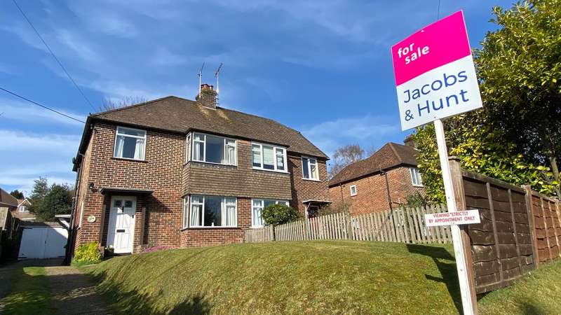 3 Bedrooms Semi Detached House for sale in Inmans Lane, Sheet, Petersfield