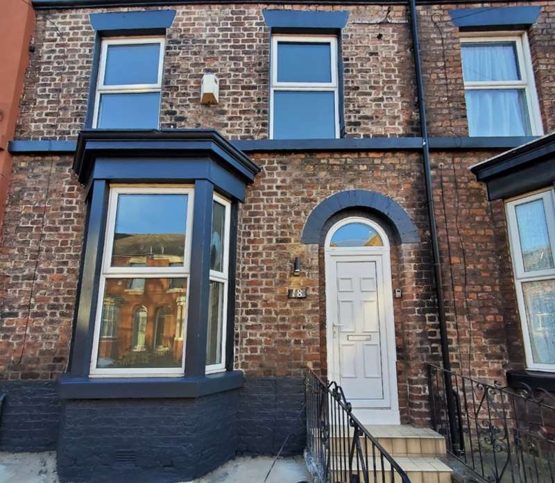 6 Bedrooms Terraced House for rent in Danube Street, Liverpool, L8