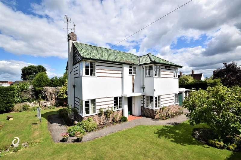 4 Bedrooms Detached House for sale in Grange Park, Henleaze