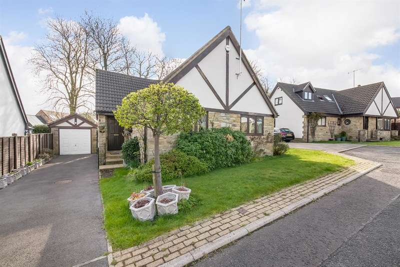 2 Bedrooms Bungalow for sale in Arthington Lawns, Pool in Wharfedale, Otley, LS21