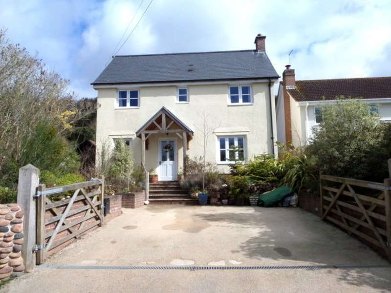3 Bedrooms Detached House for sale in Church Road, Colaton Raleigh, Sidmouth